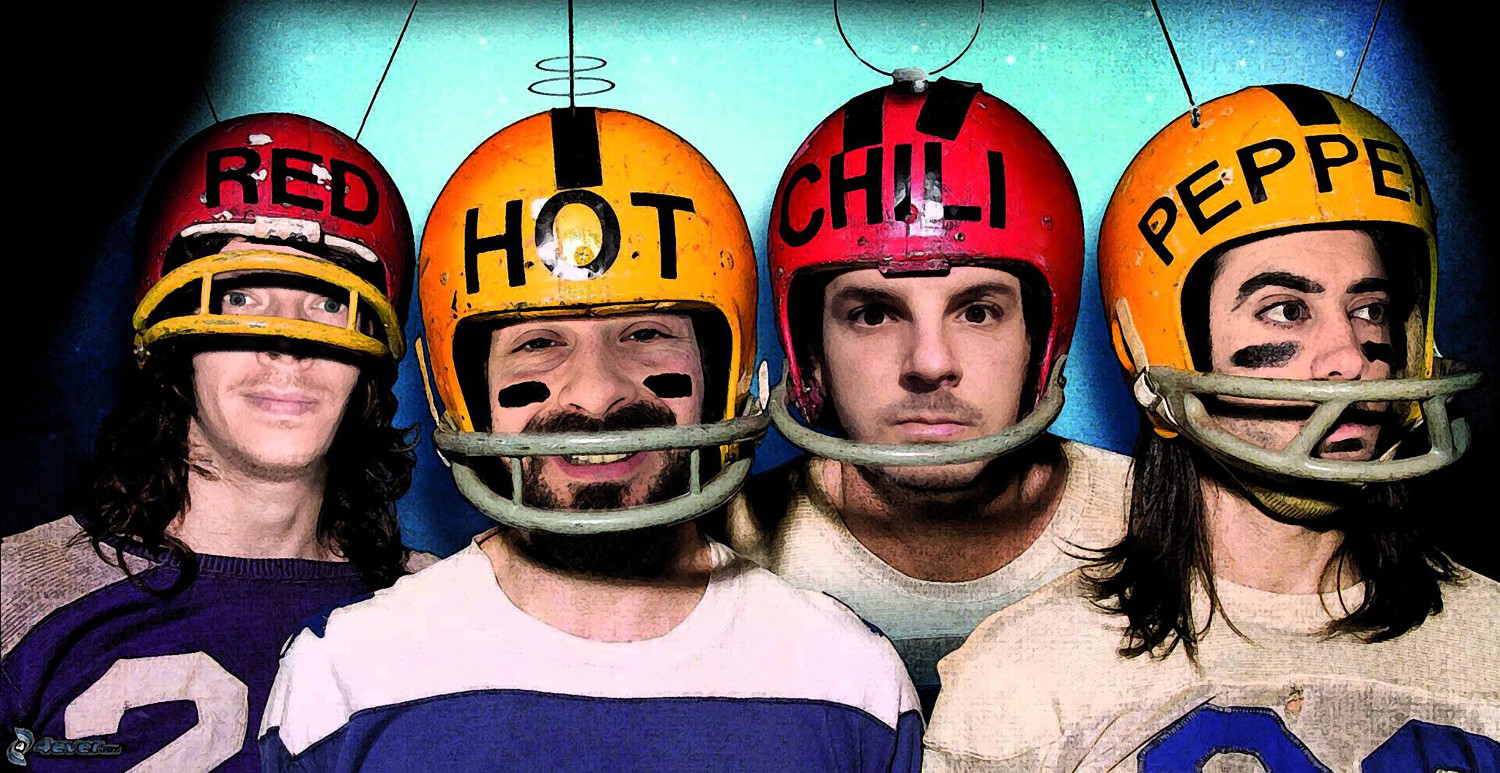 Funk Me Baby - Red Hot Chili Peppers tribute band
